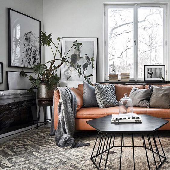 Pops of Orange Living Room Marthadahhling.jpg
