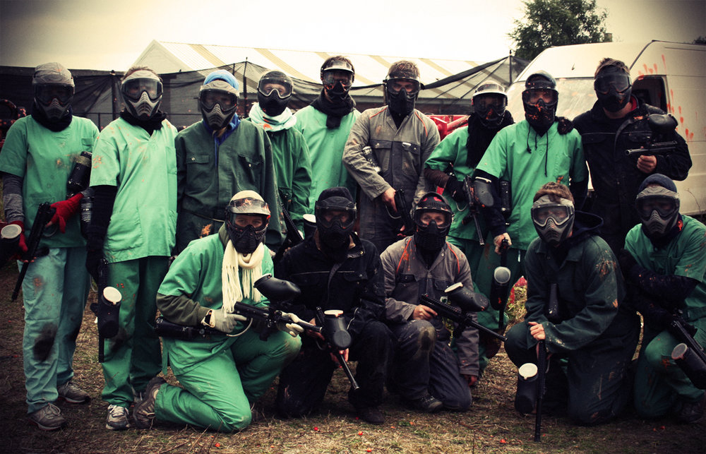 PAINTBALL   INFO