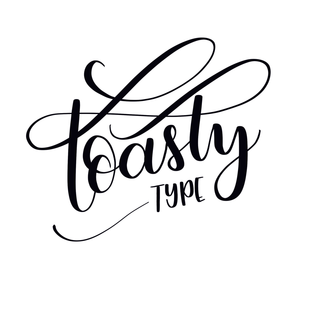 Modern Calligraphy Hand Lettering