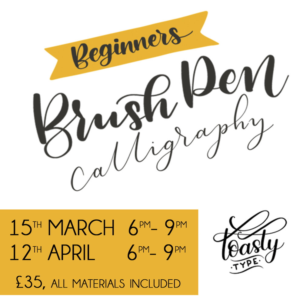 Braw Beginners March and April