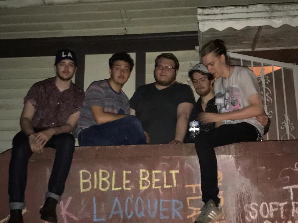 Bible Belt - Four piece indie rock band from Gadsden/BirminghamMusic | Facebook | Instagram