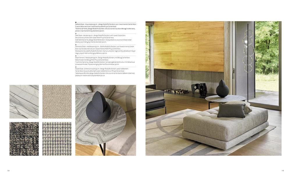 Spherical Creation XV, Flou Catalogue