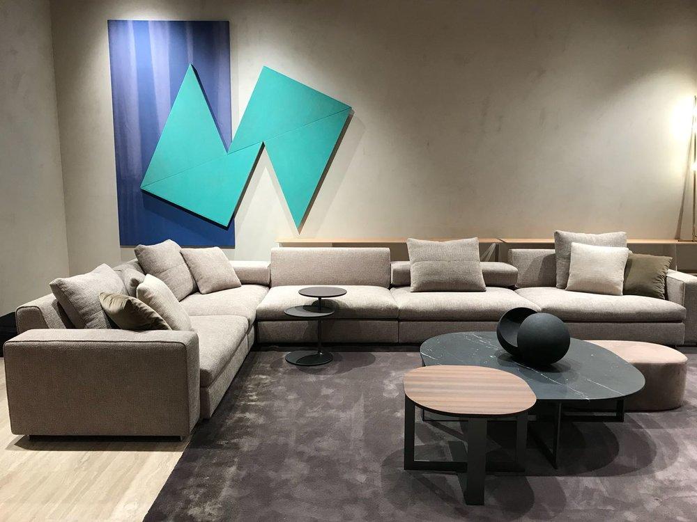 Spherical Creation VII, Molteni&C Showroom New York