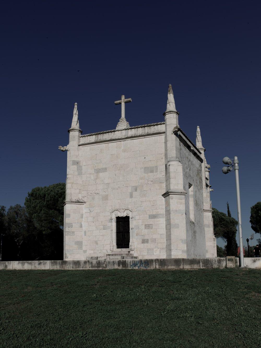 A Capela da Ermida, Lisboa, 2016