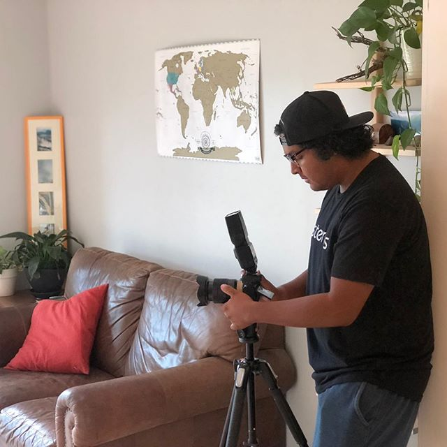 Shooting a new listing in Tempe! Who needs half an acre in one of the best school districts in the State? 4 bed, 2 bath, pool and finished workshop. Priced at $435k!