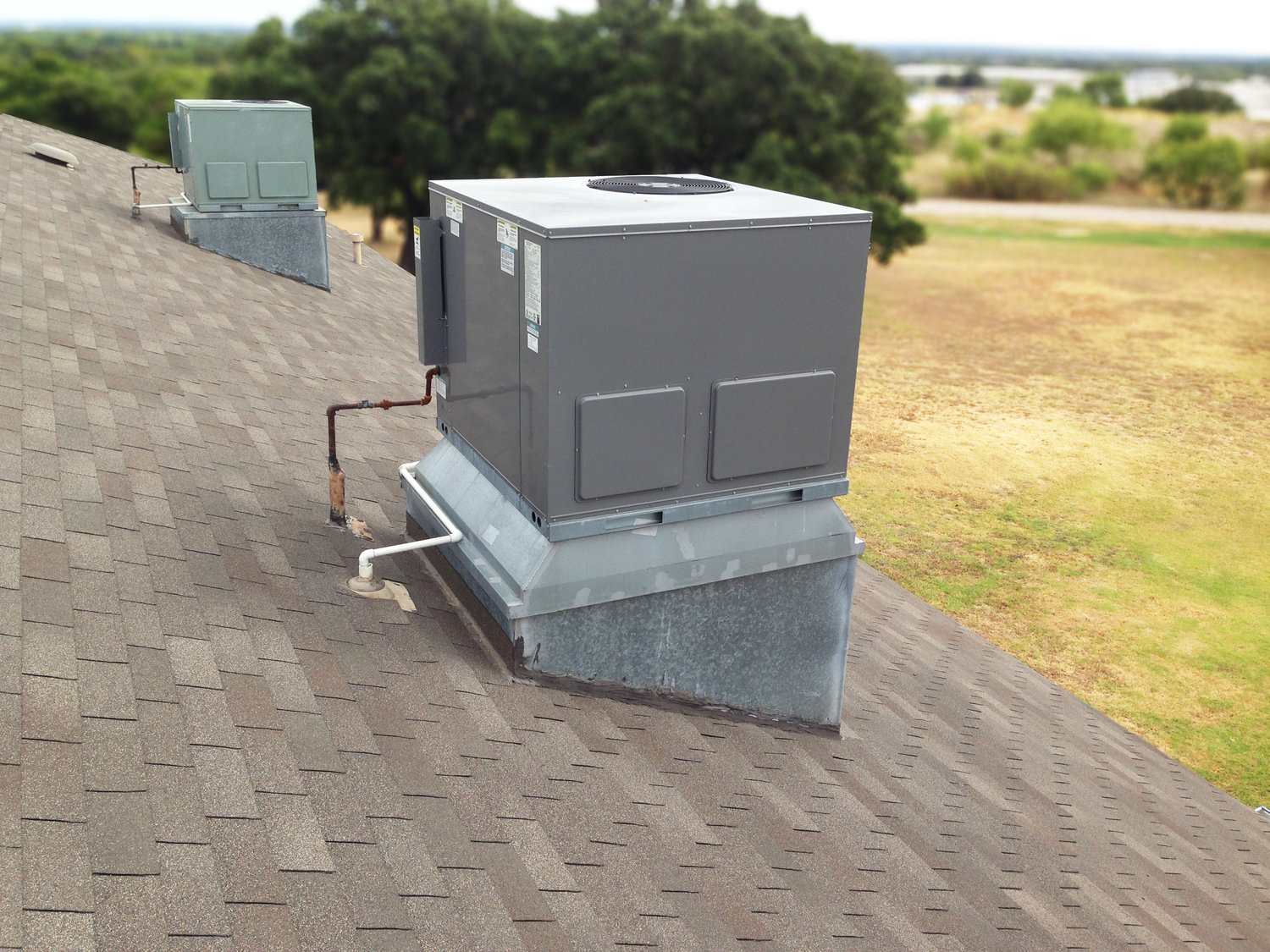 hvac equipment & sales — heart of texas mechanical contracting