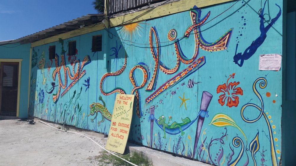 The Split - Caye Caulker