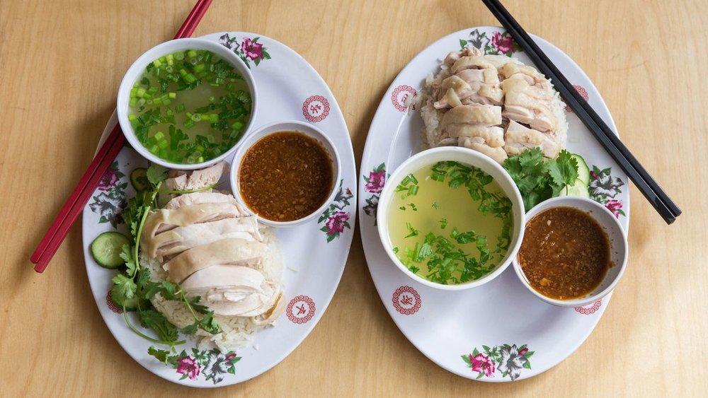 Nong's Khao Man Gai - Photo Cred: Eater.com