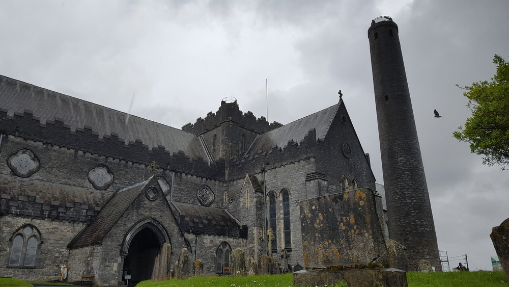 St. Canice's Cathedral, Kilkenny.