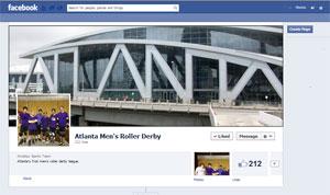 AMRD Facebook page