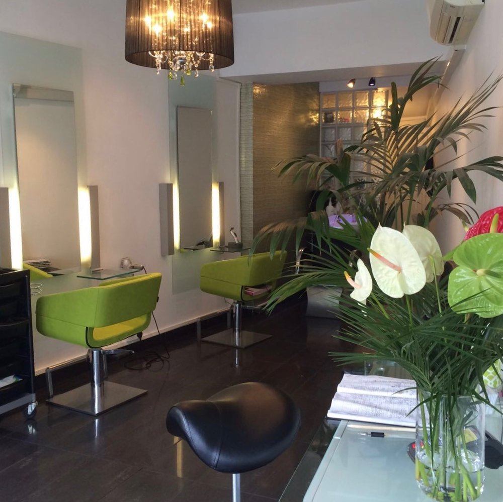 Hairdressers, Pontcanna