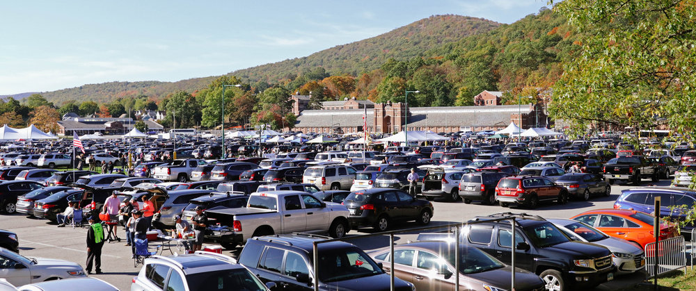 Parking and Tailgates