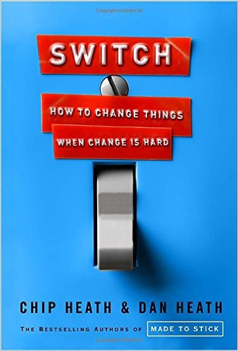Switch: How To Change Things When Change Is Hard - Chip and Dan HeathCrown Business | 2010