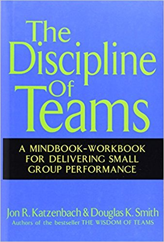 The Discipline of Teams (link) - by Jon Katzenbach and Douglas K. SmithHarvard Business ReviewJuly 2005