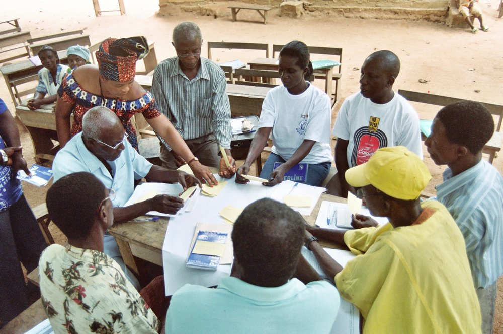 Community Based Rural Development Project, Ghana