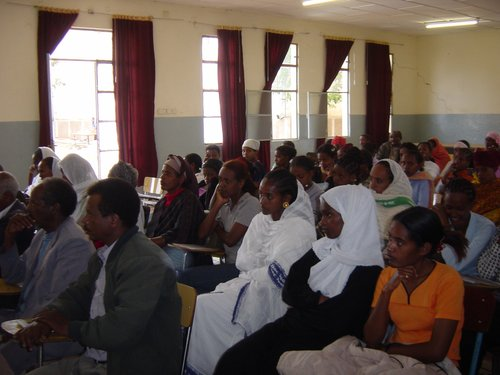 HIV/AIDS Prevention, Eritrea