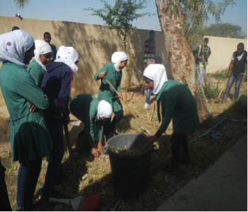 Improving School Cleanliness, Neighborhood Sanitation, & Family Planning, Jordan