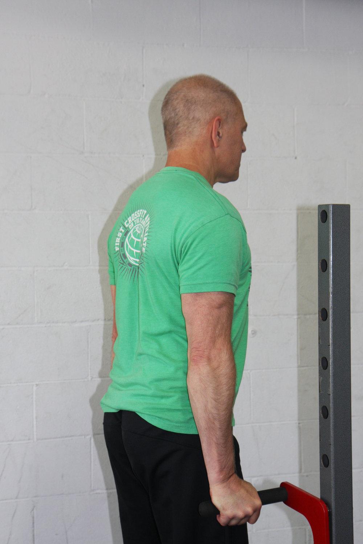 Active Shoulders
