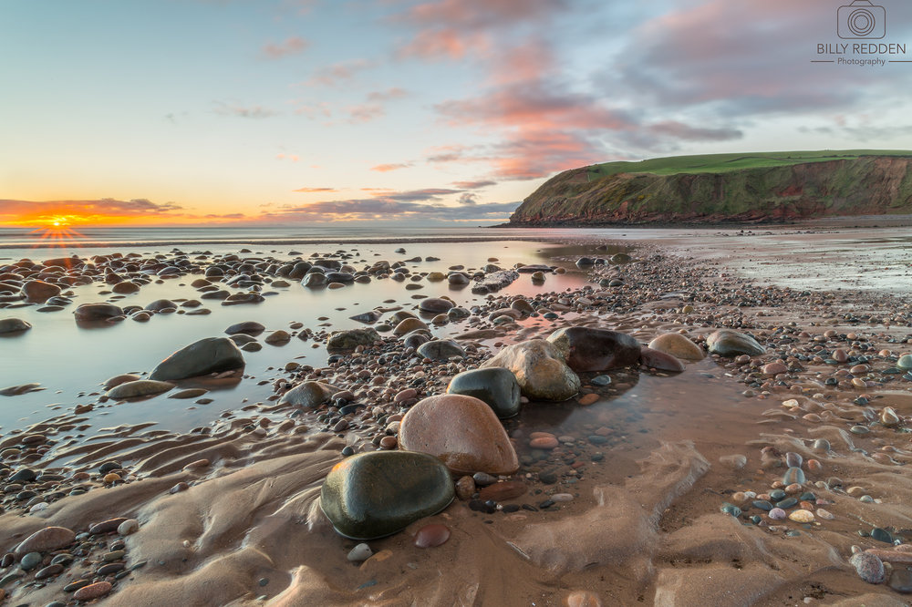 St Bees Sunset