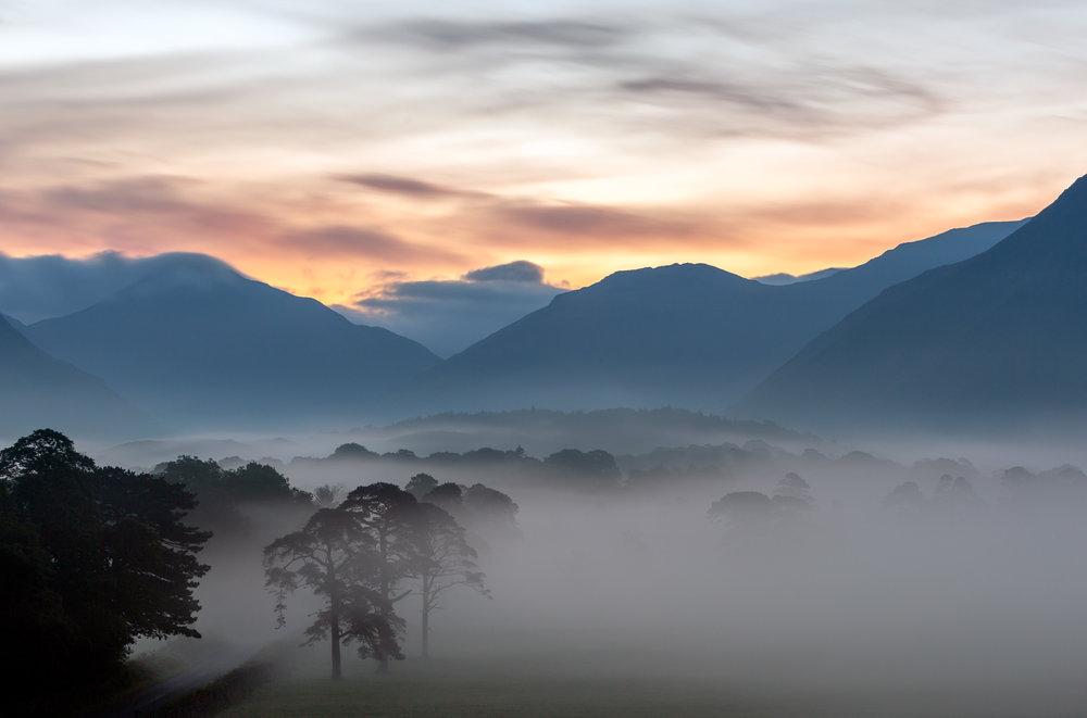 Wasdale Mist