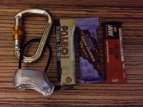 Examples of Non-Freeze Energy Bars