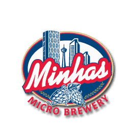 MINHAS MICRO BREWERY   __________   All Week:  Visit the  Minhas Pizza Brew Restaurant  and $1 from every pint of White Wolf Lager will go to support the  United Way of Calgary & Area !   Pizza's will also be on special – order the famous  Axehead Pizza  for only $10 (reg. $15).   In Support of:   The United Way Calgary and Area     Price:  Beer – $5.45. Pizza – $10