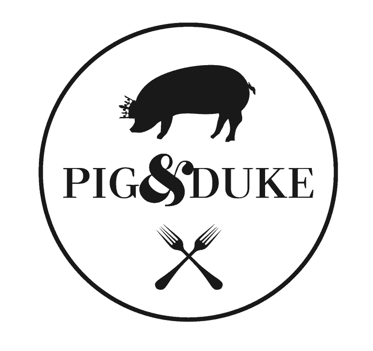 PIG & DUKE   __________   The Beer:  Tool Shed Cow Killa Red Ale   The Dish:  Pizza Bombs – bacon & sausage pizza rolls, mozzarella, oregano, and house marinara!  In Support of:   Give A Mile     Price:  $17