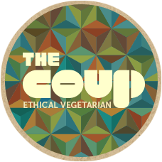 THE COUP RESTAURANT   __________   The Beer:  Brauerei Fahr  A Little Too Fahr  Pilsner   The Dish:  Cauliflower Tater Tot Poutine (vegan and gluten free)!  In Support of:   The Alice Sanctuary     Price:  $15