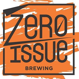 ZERO ISSUE BREWING   __________  Joining us for this year's  Blues & Brews  Adult's Night at the Calgary Zoo?   Look for the  Zero Issue  booth and get a taste of something delicious!