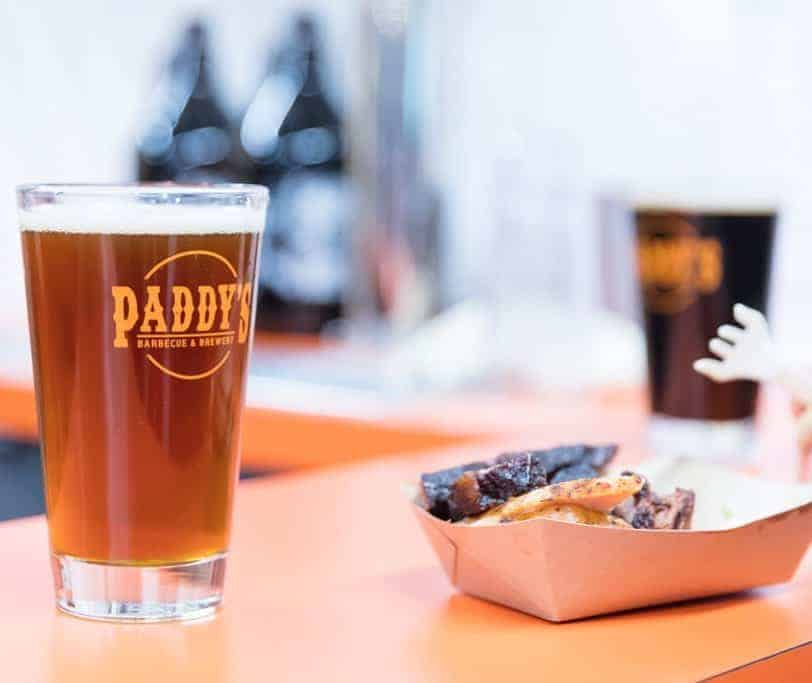 Paddy's passion for great food and great craft beer runs deep!