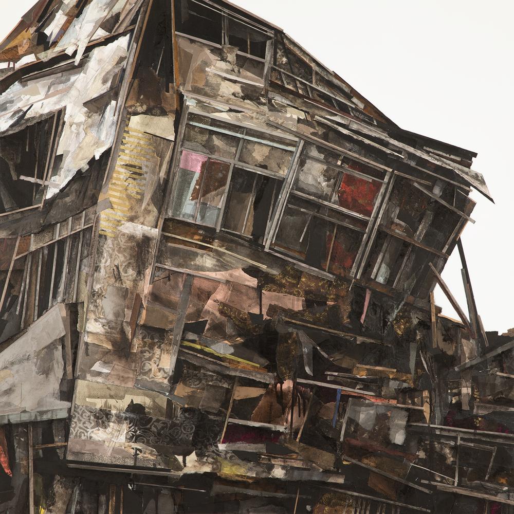 Collapse XIX. Courtesy of Seth Clark.