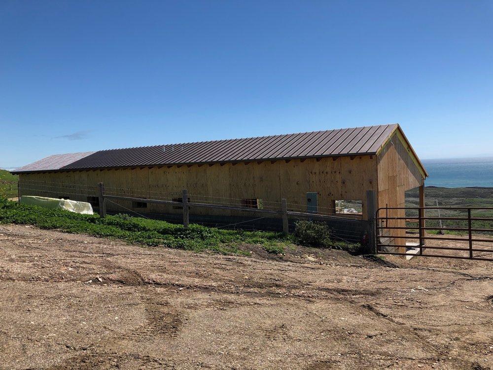 HOLLISTER RANCHModern Ranch, New Build -