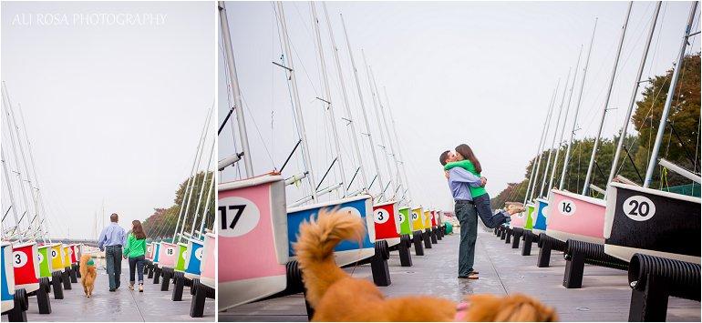 Ali Rosa Photography boston engagement photos MIT sailing pavillion-07.jpg