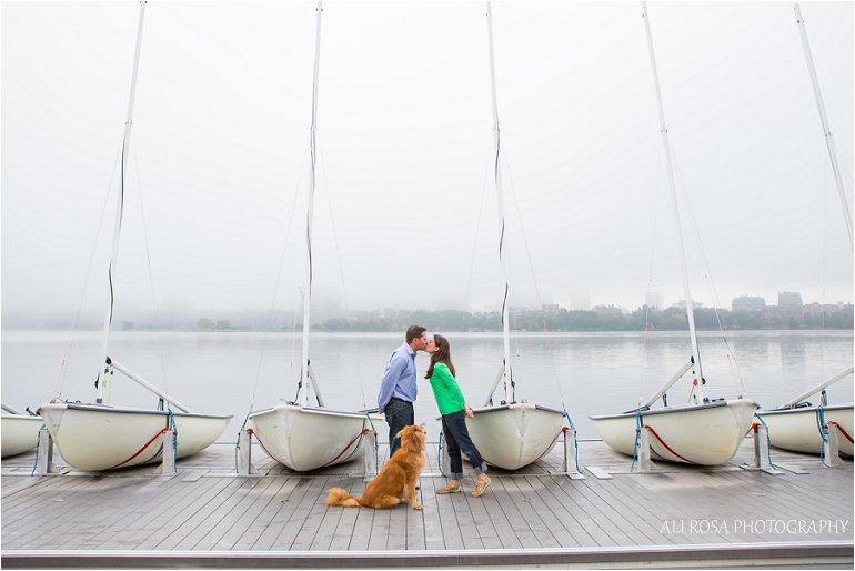 Ali Rosa Photography boston engagement photos MIT sailing pavillion-15.jpg