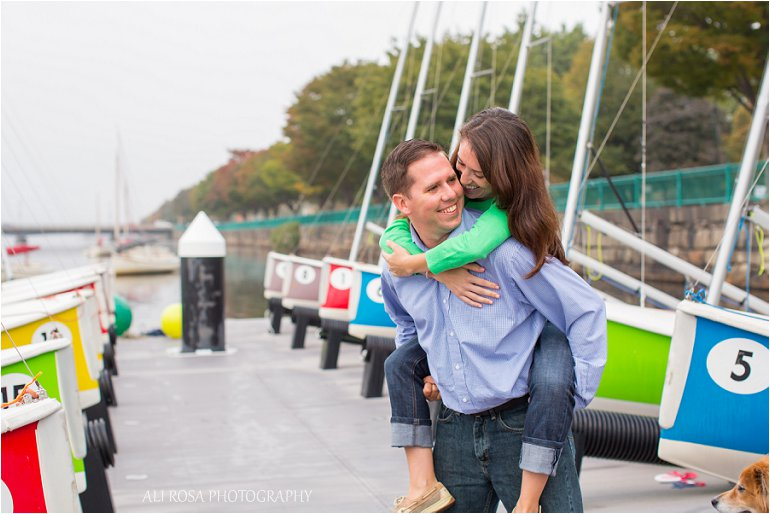Ali Rosa Photography boston engagement photos MIT sailing pavillion-16.jpg