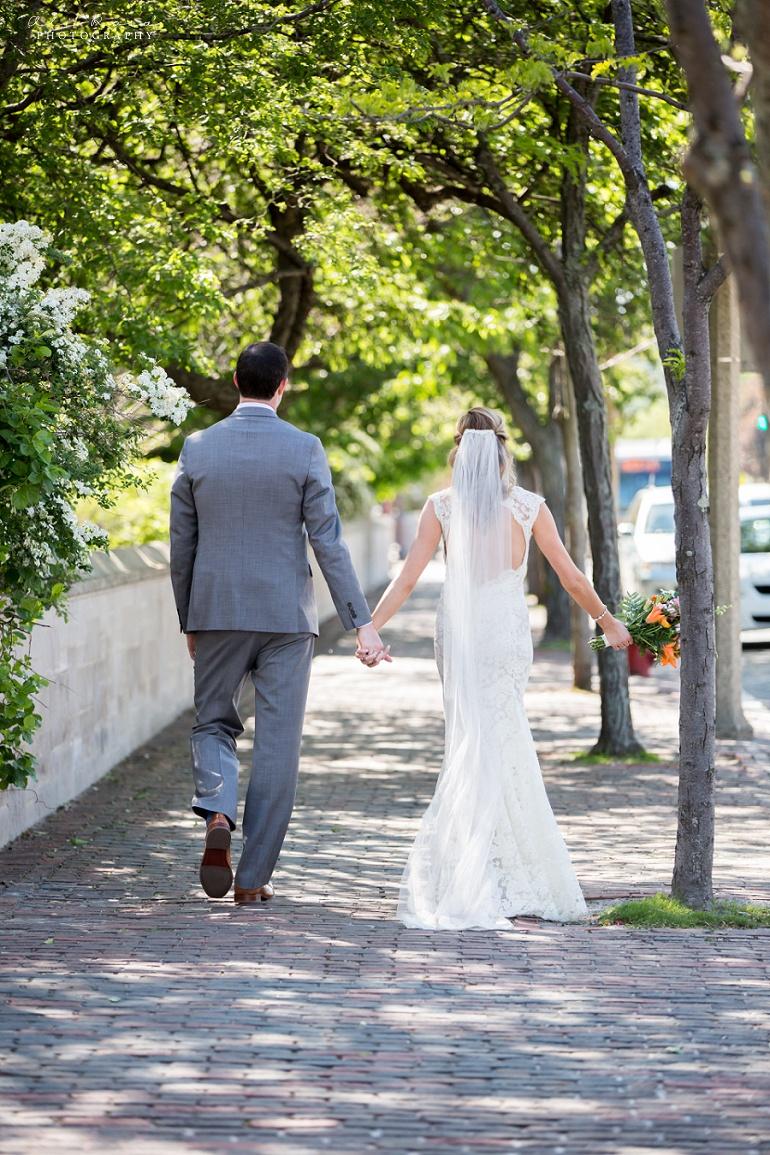 arlington town hall wedding Ali Rosa Photography26