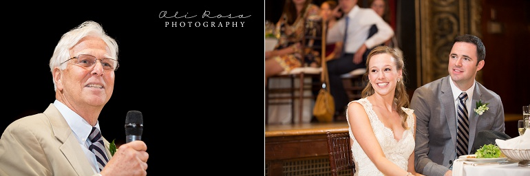 arlington town hall wedding Ali Rosa Photography60