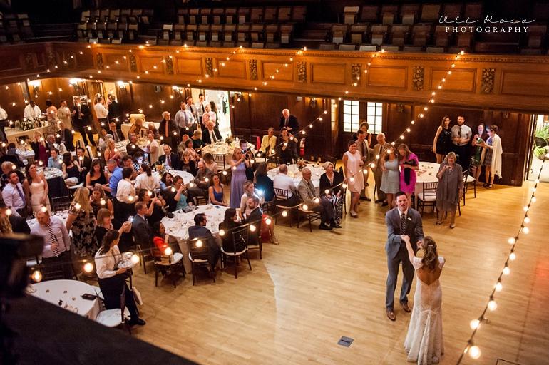 arlington town hall wedding Ali Rosa Photography64
