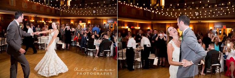arlington town hall wedding Ali Rosa Photography65