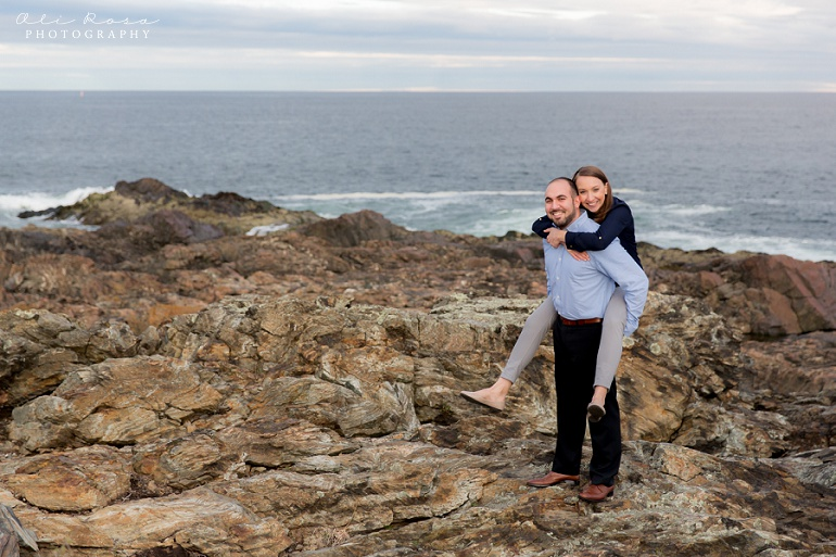 marginal way ogunqui maine  engagement photost 27