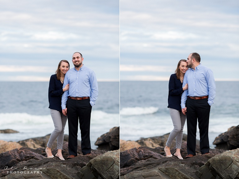 marginal way ogunqui maine  engagement photost 36