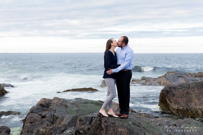marginal way ogunqui maine  engagement photost 37