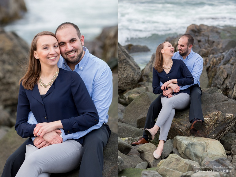 marginal way ogunqui maine  engagement photost 38