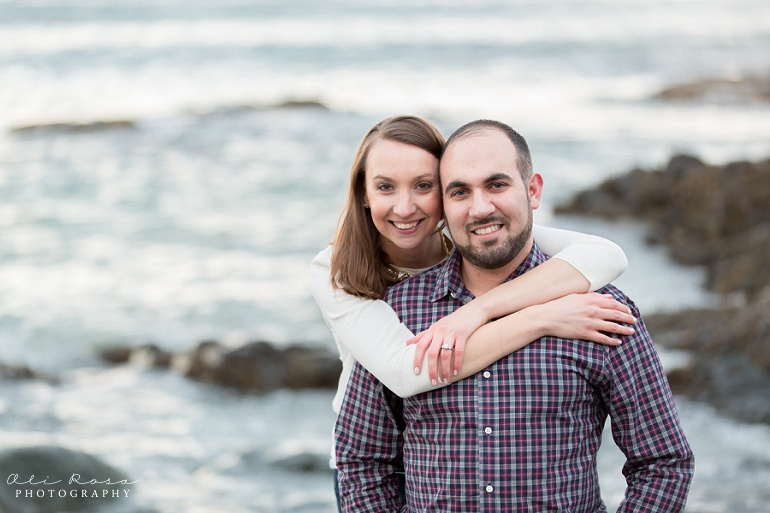 marginal way ogunqui maine  engagement photost 41