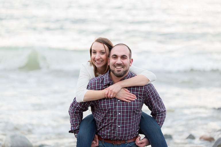 marginal way ogunqui maine engagement photost 46