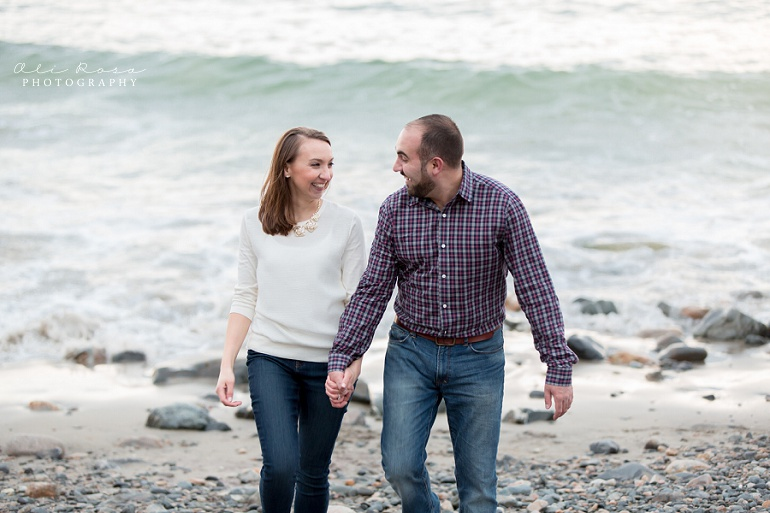 marginal way ogunqui maine  engagement photost 47