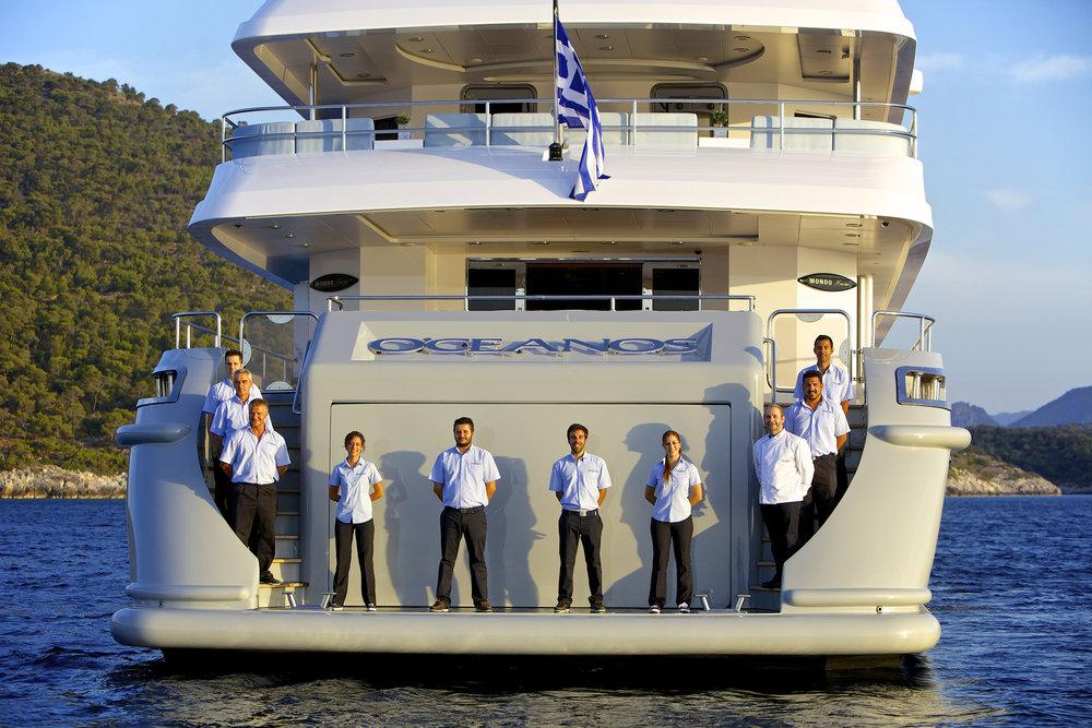 Yacht Crew -