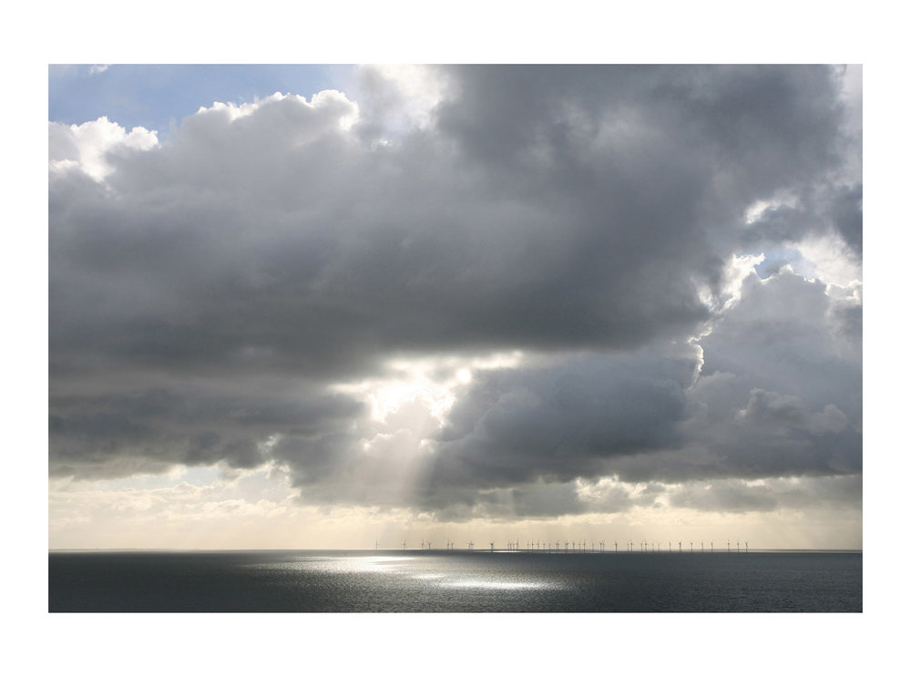 Øresund/Öresund (Denmark/Sweden, 2007) by Johnny Green (50 x 70cm)   Price: £375   Size: 19.7 H x 27.6 W in   This is the 1st of 12 Limited Edition C-type Lambda matt prints, unframed, but with an elegant off white mount which is signed and numbered by the artist.