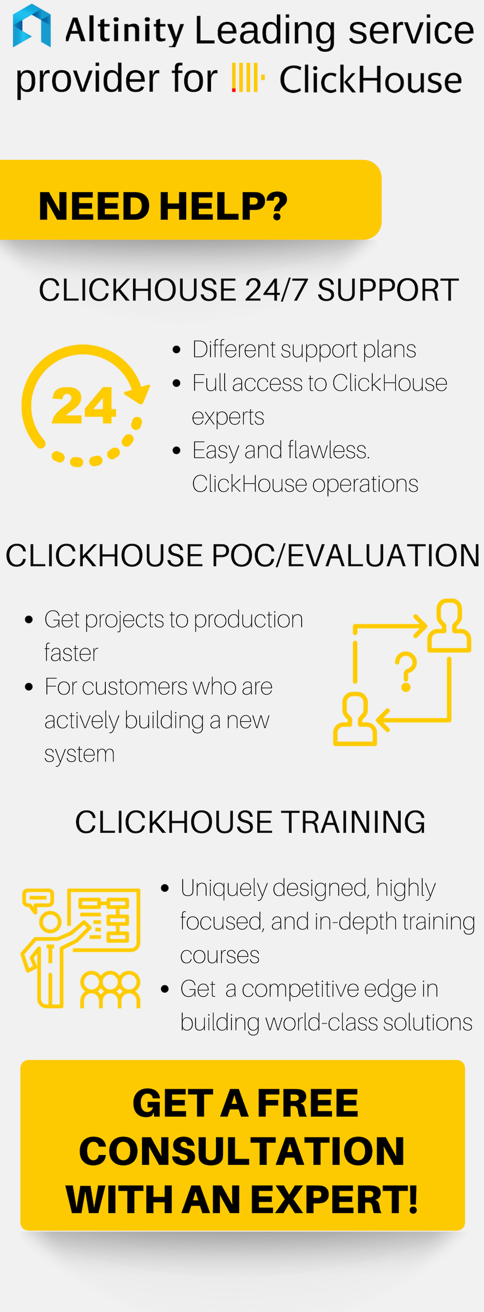 ClickHouse in a general analytical workload (based on Star