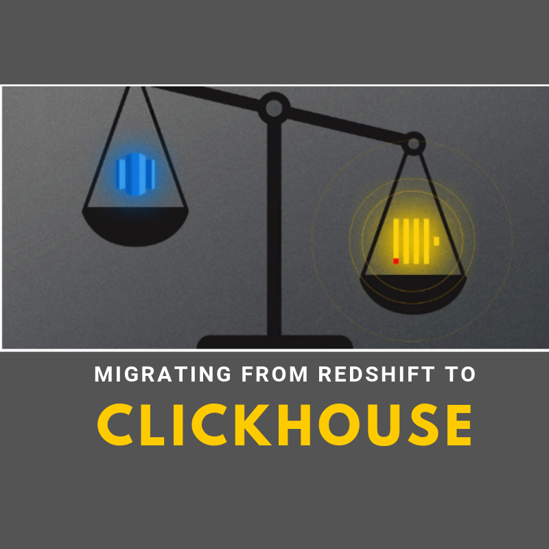 QnA VBage Migrating from Redshift to ClickHouse